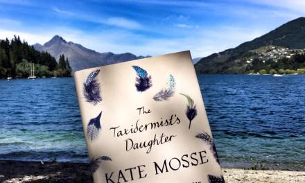 Poppy Loves Book Club Queenstown January 'The Taxidermist's Daughter'