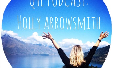 Podcast #13 Holly Arrowsmith