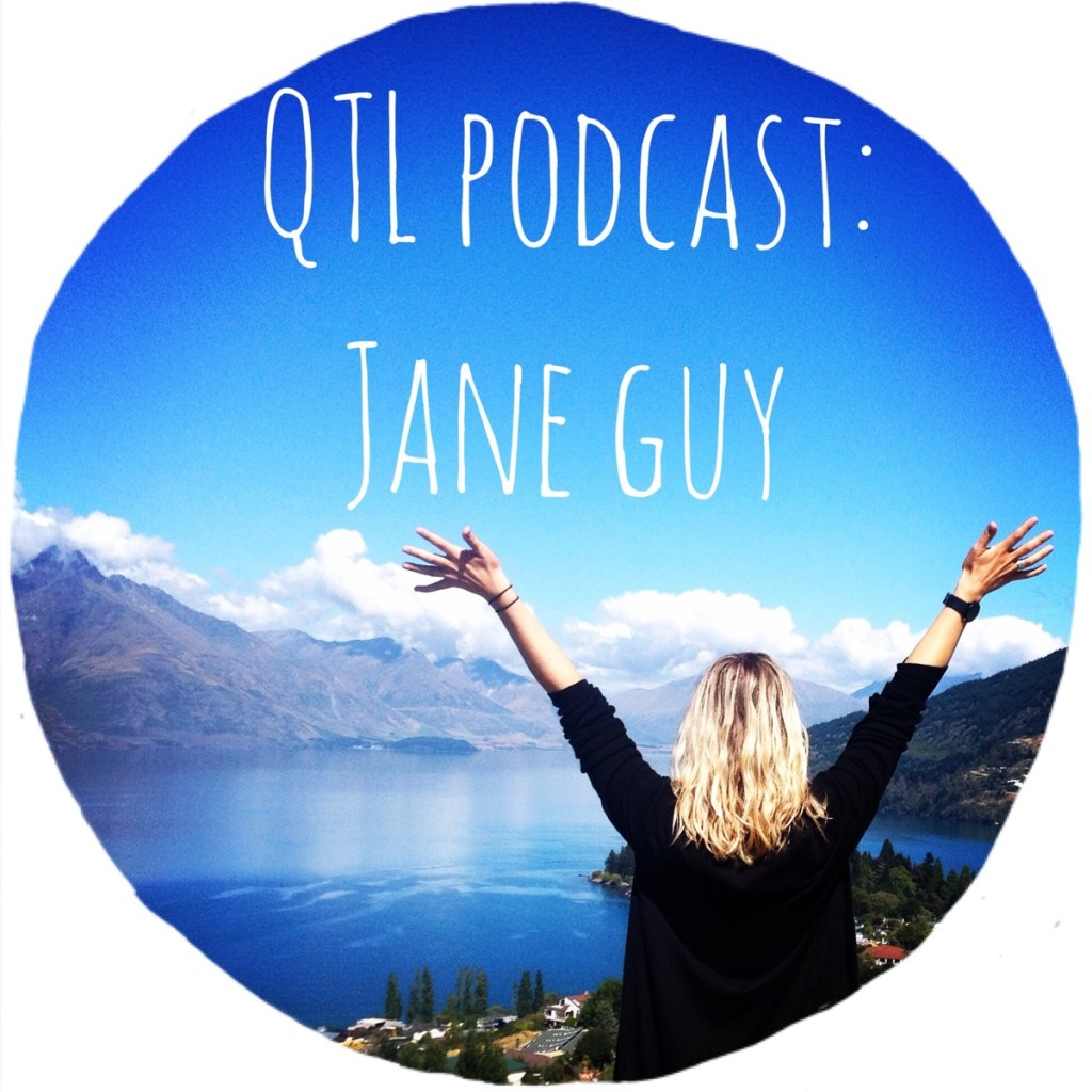 Podcast #16 Jane Guy