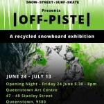 Off-Piste Art Exhibition