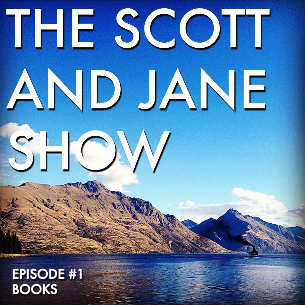 Scott and Jane show: Books