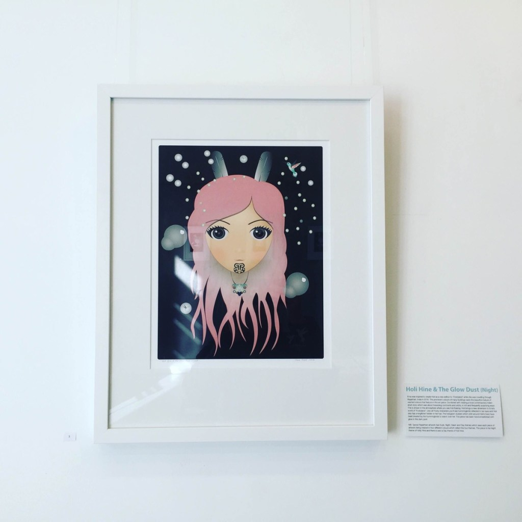 Ema Frost Exhibition at Front Room Gallery