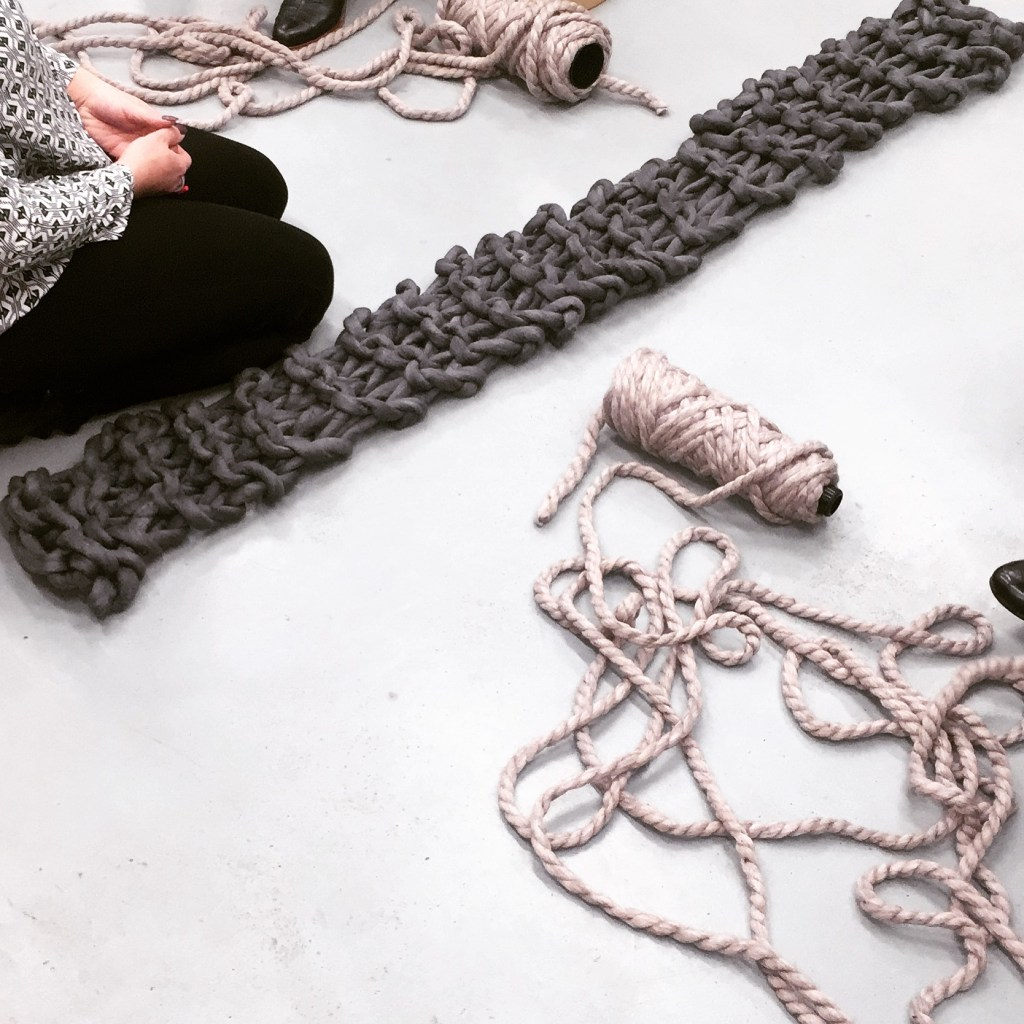 plump and co knitting workshop