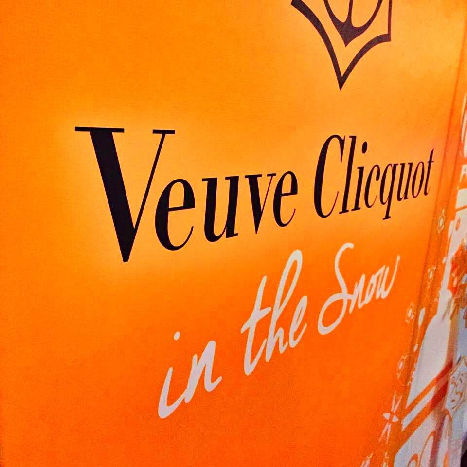 clicquot laneway party