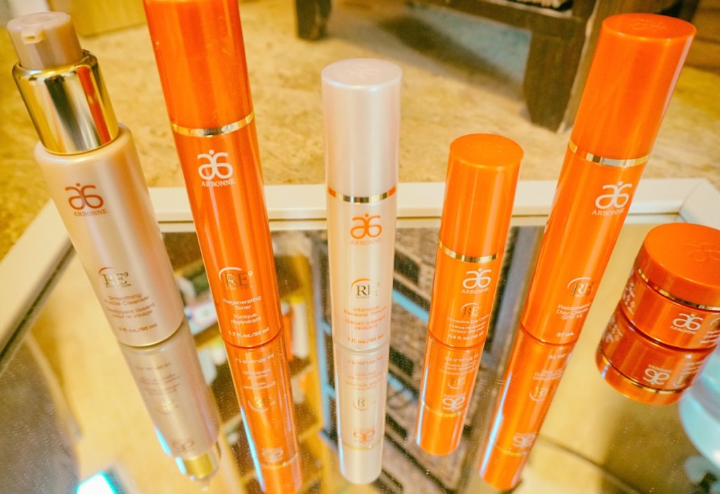 Five Steps to Total Paradise with Arbonne
