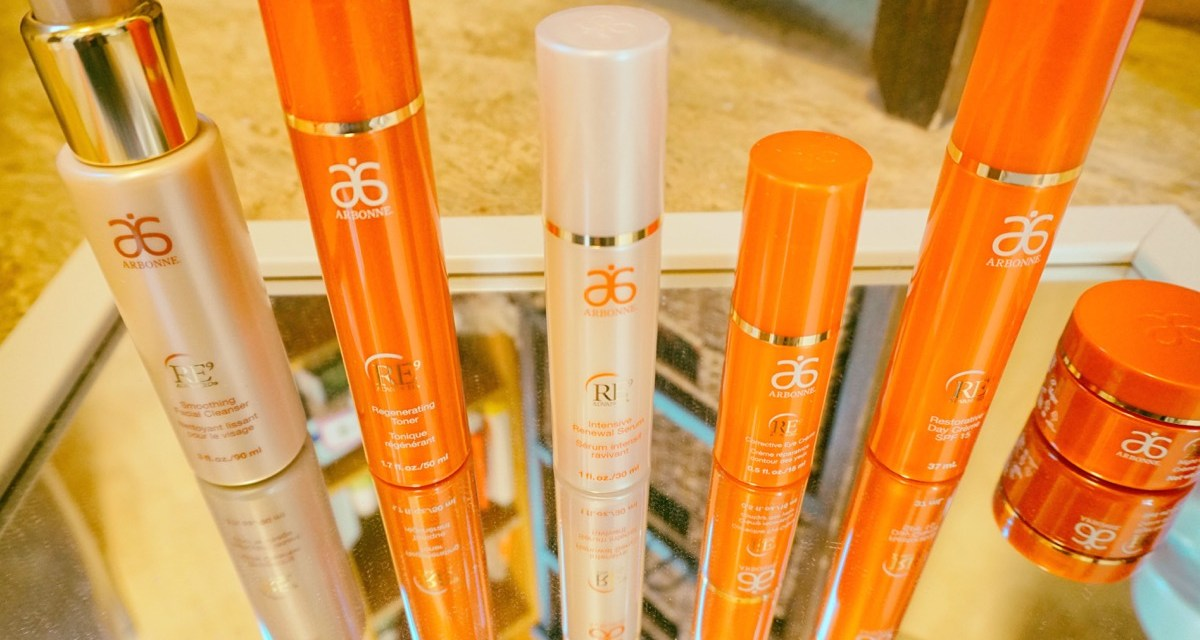 The Five Steps to Total Paradise With Arbonne