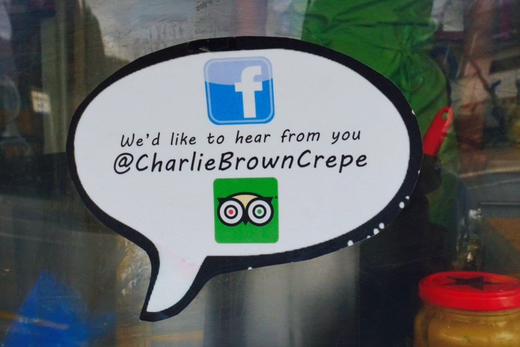 A taste of France with Charlie Brown Crepes, Wanaka