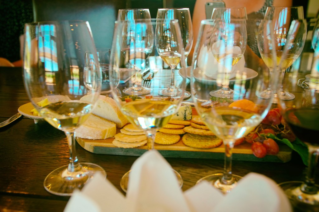 Stories and Wine with Archangel Wines