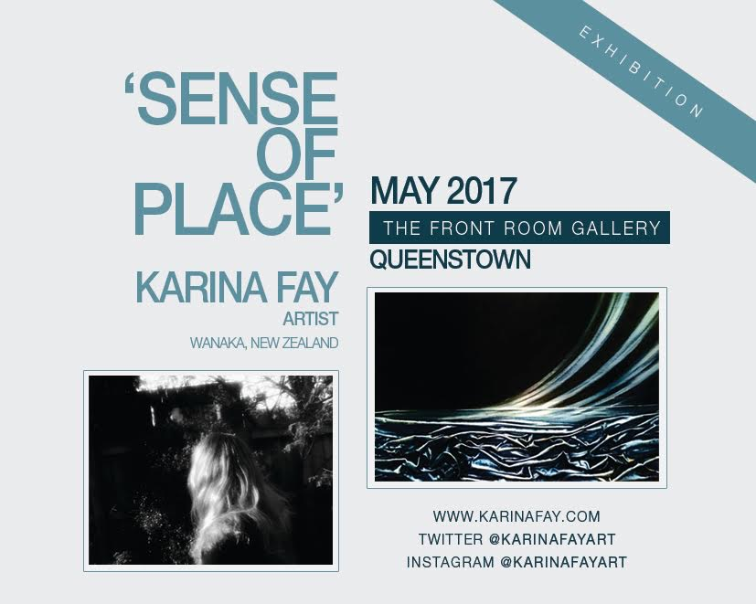 Karina Fay. Sense of Place. A Photographic Ensemble.
