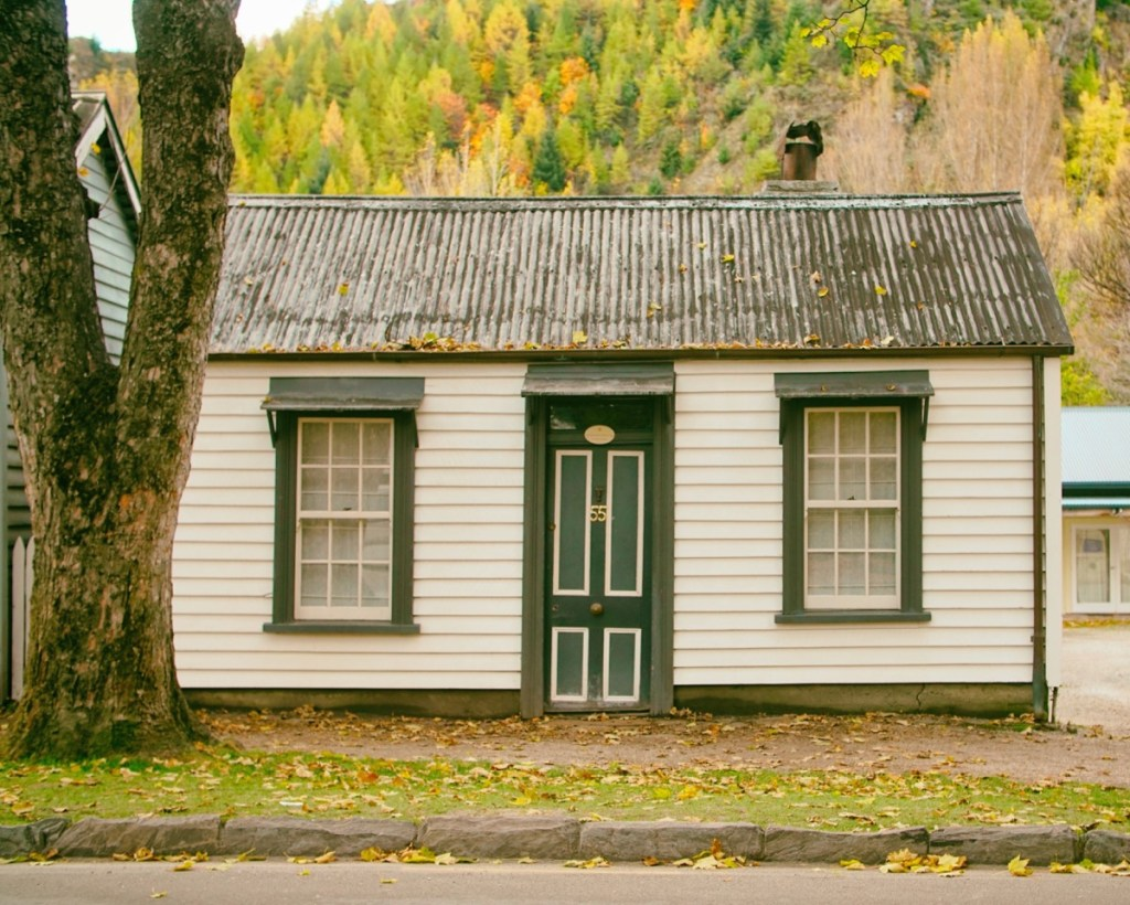 Staying the night in historic Arrowtown