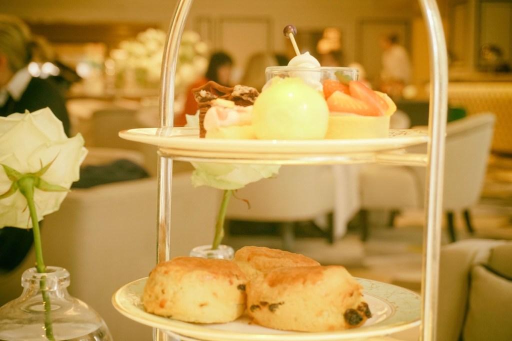 Afternoon Tea at Grosvenor House London