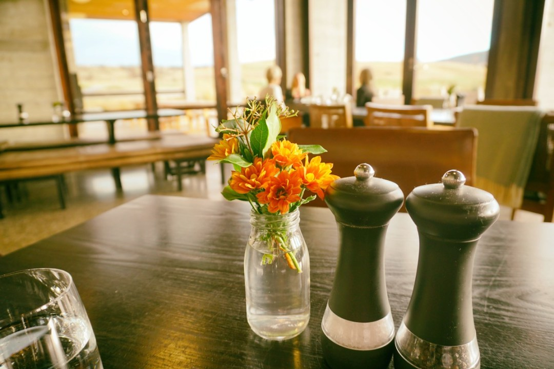 A heavenly breakfast at Jacks Point Clubhouse