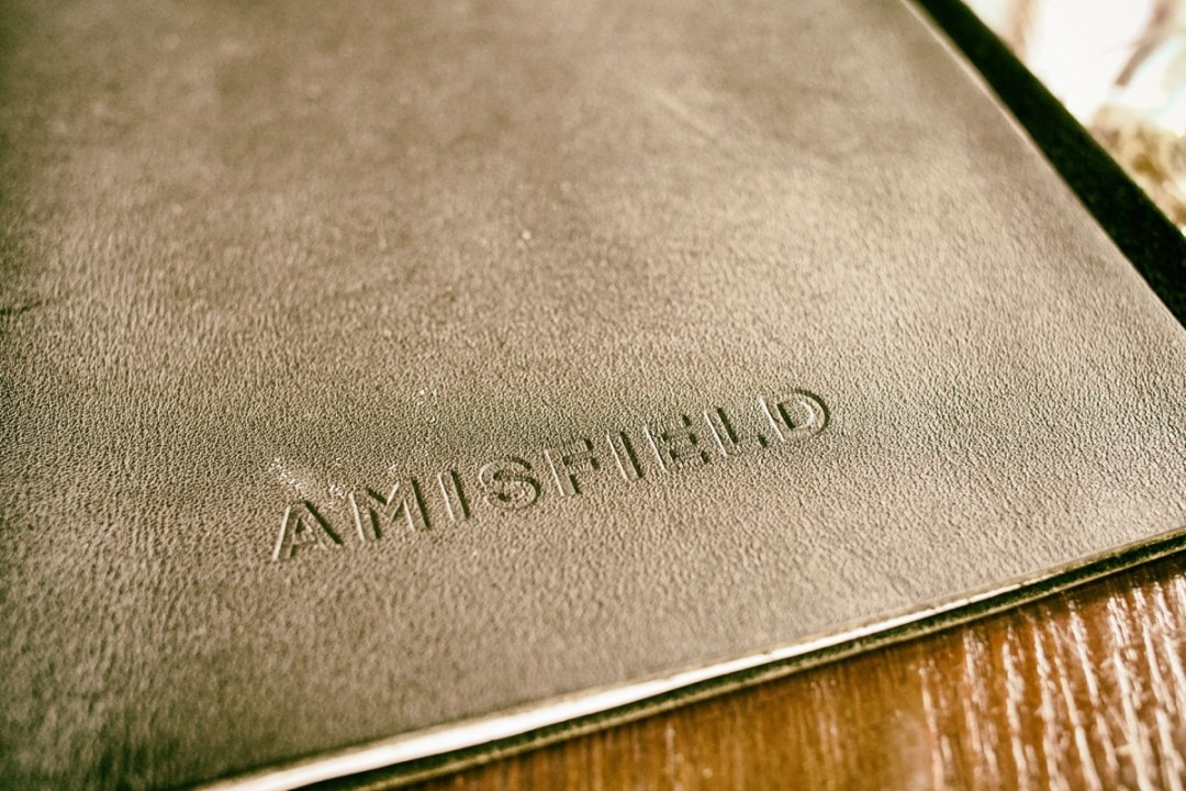 Amisfield for Dinner
