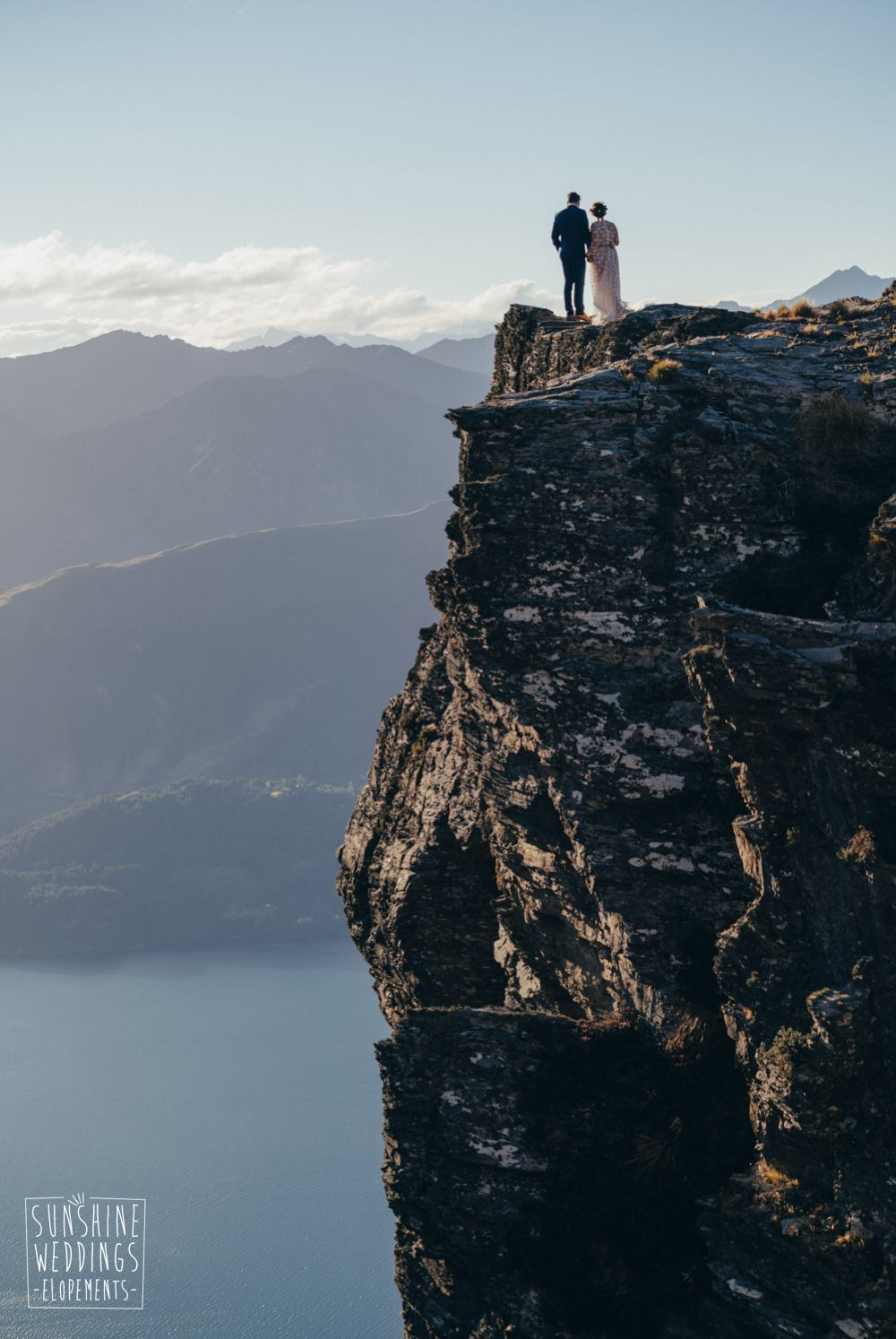 The Ledge Queenstown wedding packages