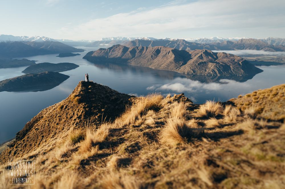 mountain wedding NZ