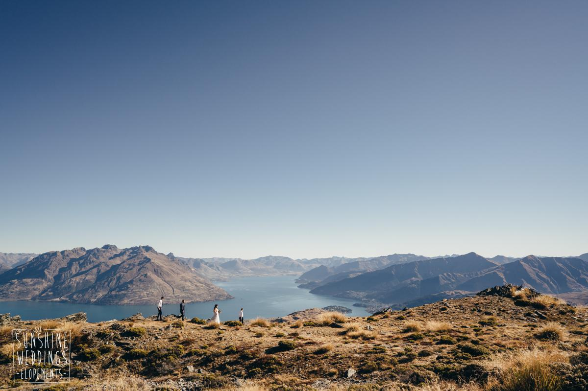 Remarkables wedding photography