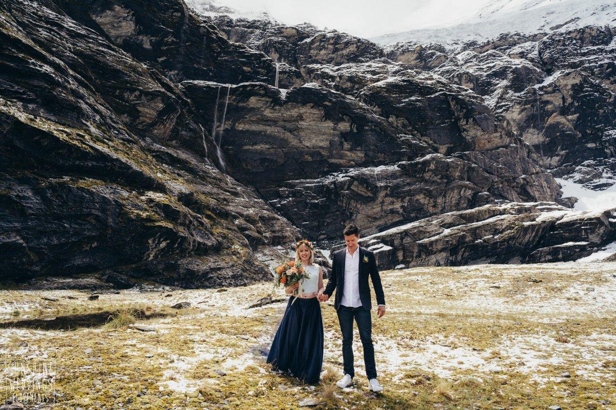 mountain weddings earnslaw burn