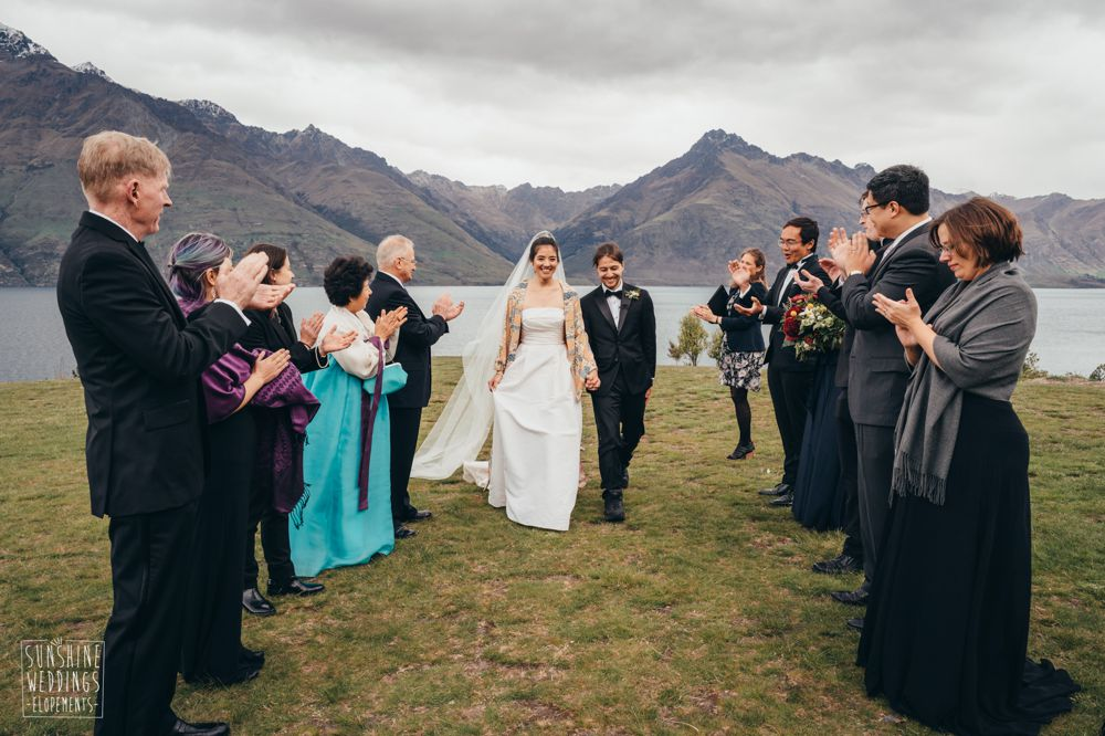 wedding ceremony queenstown