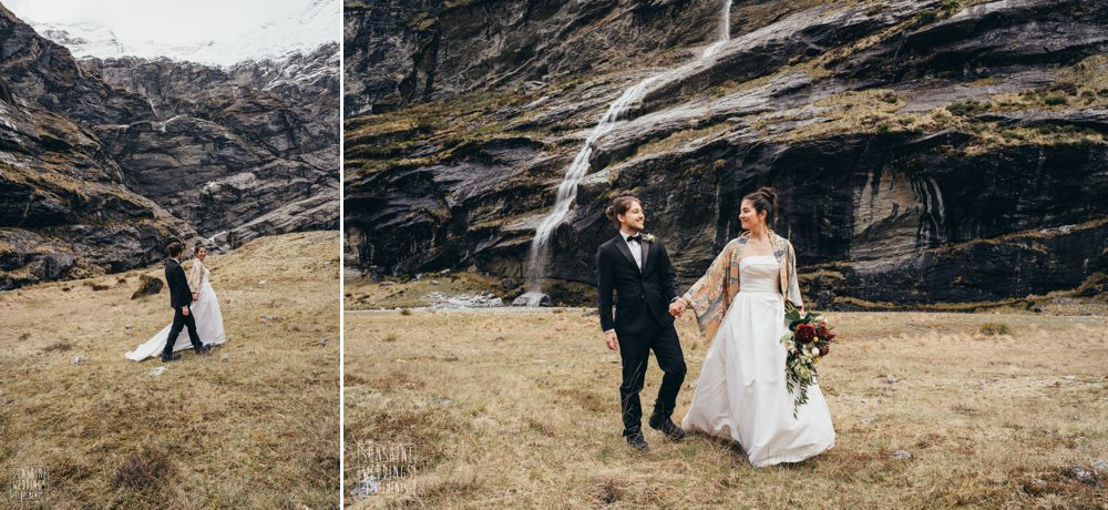 earnslaw burn wedding packages