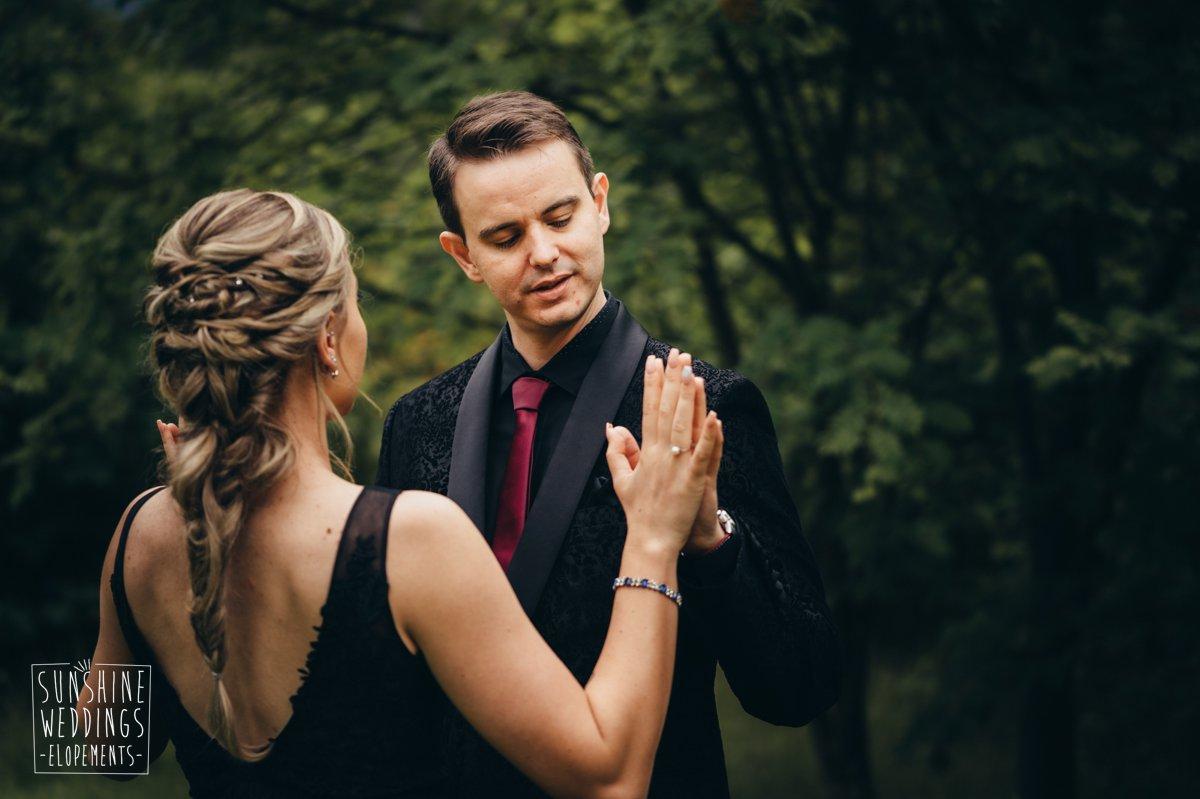 elopement new zealand