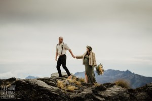 cecil peak heliwedding package