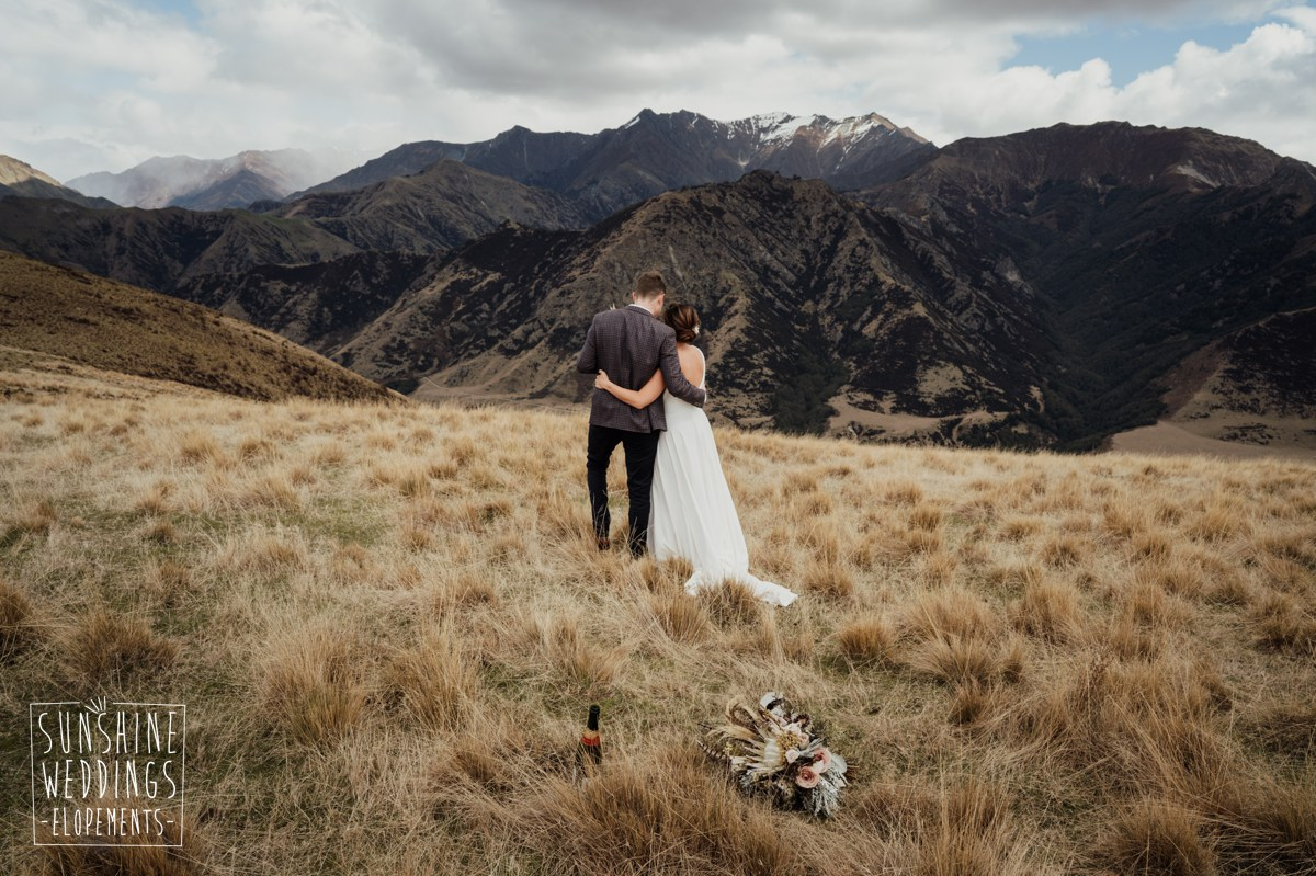 queenstonw mountain wedding packages