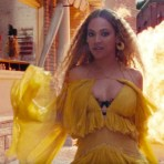 beyonce-lemonade-robert-cavalli-mustard-yellow-gown