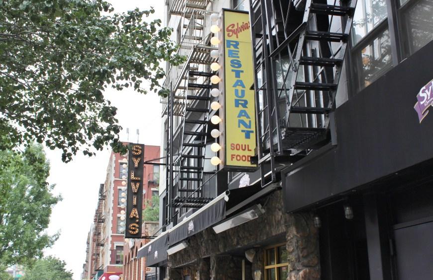 Sylvia's Restaurant in Harlem
