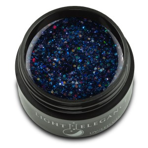 Beachside in Belize Glitter Gel UV/LED