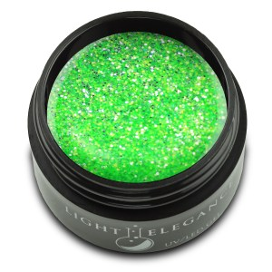 Kiwi to My Heart Glitter Gel UV/LED | Light Elegance