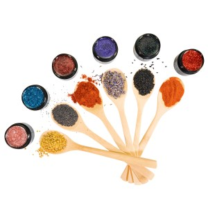 """Spice"" Colección Glitter Gel UV/LED"