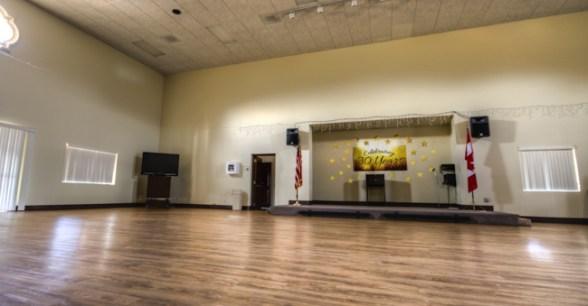 Activity Hall
