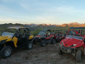 Each year we have an off road poker run. This year will be the 12th annual poker run!