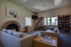 Queen Valley RV Resort's Library