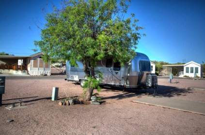 Motorhomes, 5th Wheels, Travel Trailers Welcome