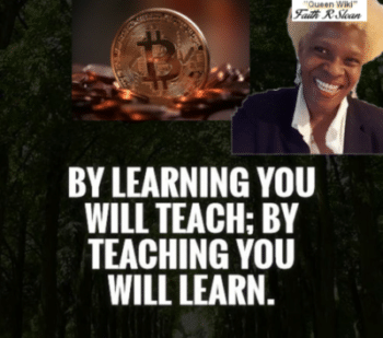 Cryptocurrency - Learn - Teach - Learn