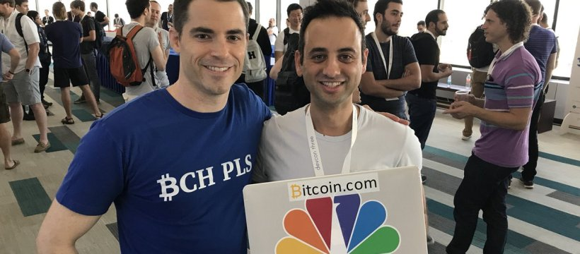 Roger Ver CNBC FAst Money Interview Bitcoin Cash