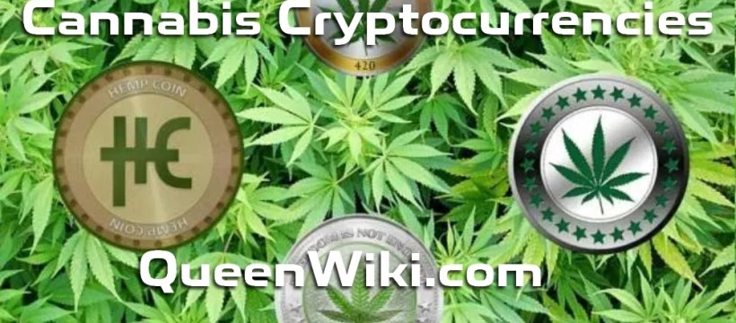 Cannabis Cryptocurrencies, DopeCoin, PotCoin, Paragon, CannabisCoin