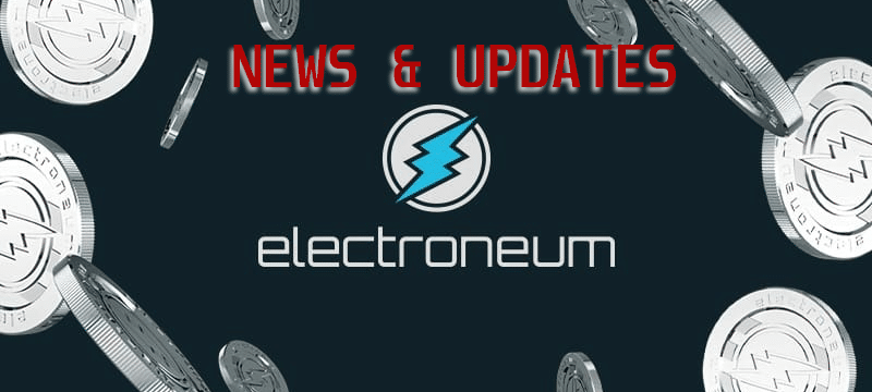 electroneum news and updates