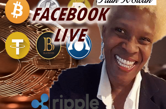 Faith-Sloan-CryptoCurrency-QueenWiki-FaceBook-Live