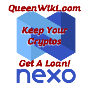 Nexo Cryptocurrency Lending Platform Crypto-Backed Loans