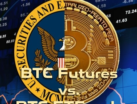 Bitcoin Exchange Traded Funds