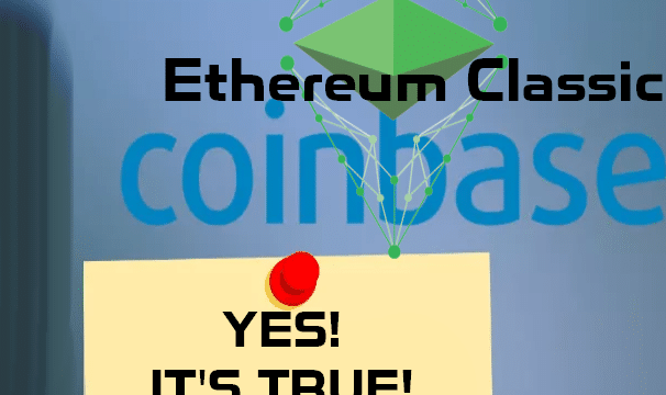 Coinbase Supports Ethereum Classic