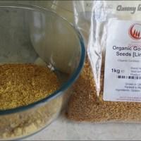 Bánh mì hạt lanh - Flaxseed bread