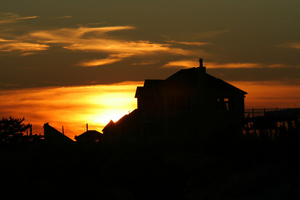 The House in Silhouette