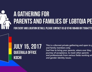 A Gathering for Parents and Families of LGBTIQ People