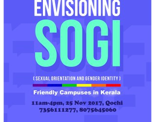 Envisioning SOGI Friendly Campuses in Kerala