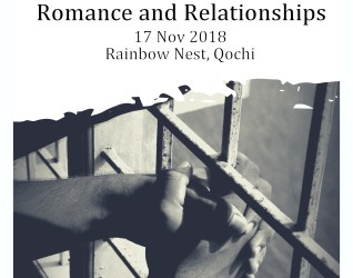 Monthly Community Meeting on 'Romance and Relationships'