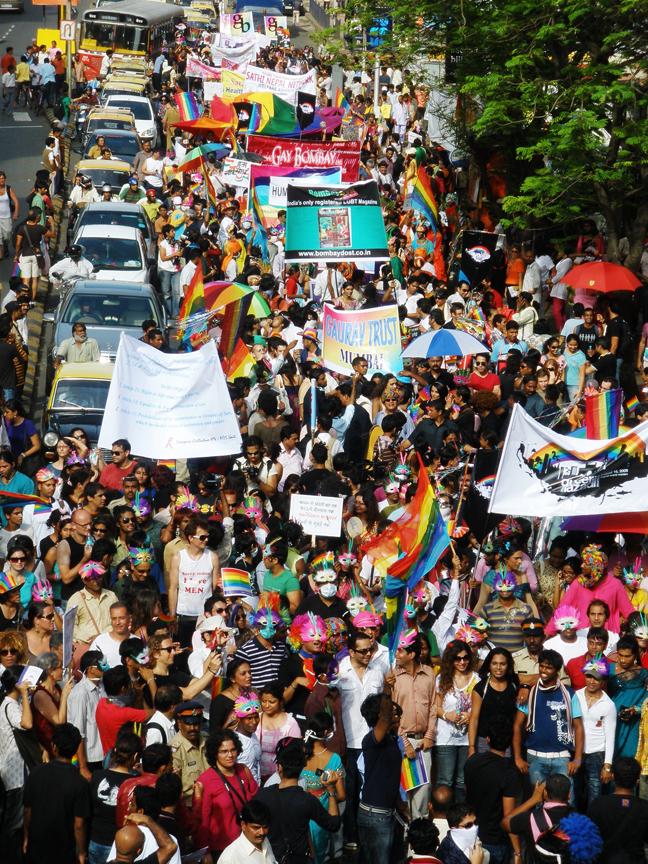 Queer Azaadi Zindabad