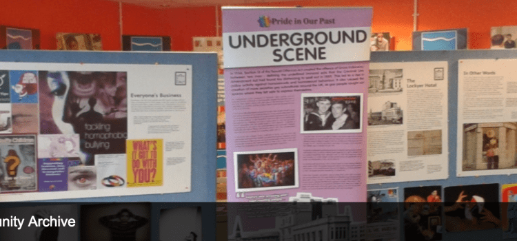 Safe Spaces and Claimed Places: An Exploration of LGBT Representation In Sites on a Local Level